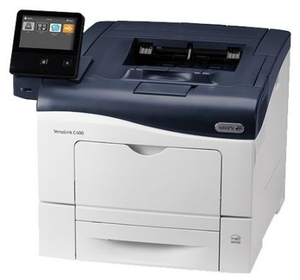 Принтер Xerox VersaLink C400DN цветной A4 35ppm 600х600 Ethernet USB принтер xerox phaser versalink c400dn