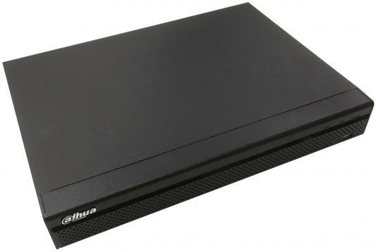 Видеорегистратор сетевой Dahua DHI-XVR7216A 2хHDD 12Тб HDMI VGA до 16 каналов видеорегистратор сетевой dahua dhi nvr2104hs p s2 1хhdd 6тб hdmi vga до 4 каналов