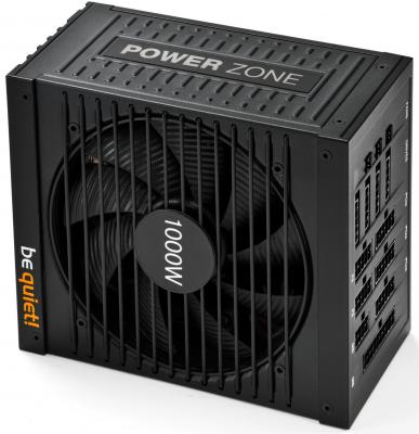БП ATX 650 Вт Be quiet POWER ZONE BN210 корпус atx be quiet pure base 600 без бп чёрный