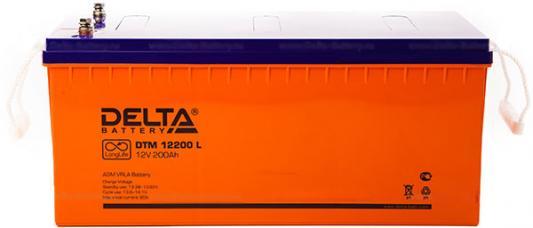 Батарея Delta DTM 12200 L 200Ач 12B