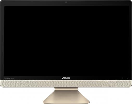 Моноблок 21.5 ASUS V221ICUK-BA051D 1920 x 1080 Intel Core i3-7100U 4Gb 1Tb Intel HD Graphics 620 Без ОС черный 90PT01U1-M03210 моноблок asus zn220icgk ra040t 90pt01n1 m03090 90pt01n1 m03090