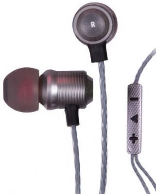 Гарнитура Ritmix Ritmix RH-170M серый гарнитура ritmix rh 150m серебристый