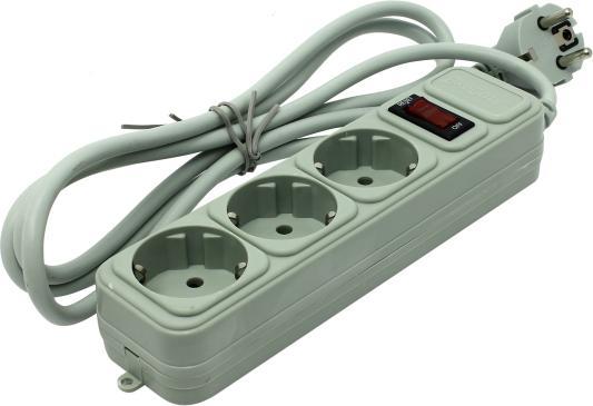 Сетевой фильтр Exegate SP-3-1.8G 1.8 м 3 розетки EX221177RUS