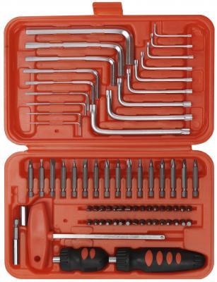 Набор инструментов Gembird Cablexpert TK-PRO-02 71 предмет набор инструментов gembird tk pro 01 48 предметов