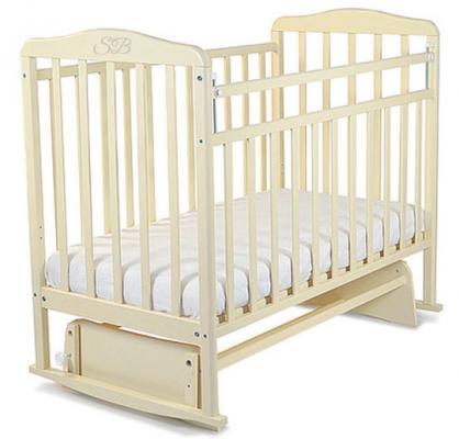 Кроватка с маятником Sweet Baby Ennio Cammello (Бежевый)