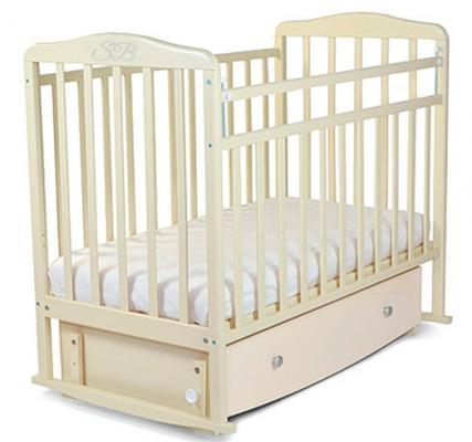 Кроватка с маятником Sweet Baby Luciano Cammello (Бежевый)