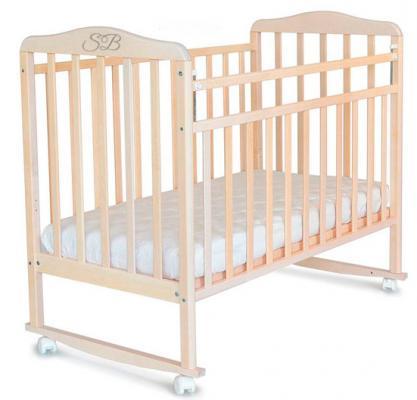 Кроватка-качалка Sweet Baby Mario (nuvola bianca/белое облако)