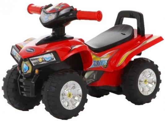 Каталка-машинка Sweet Baby ATV красный от 1 года пластик baby care super atv 551
