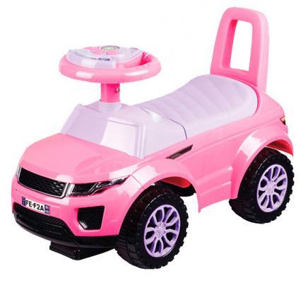 Каталка-машинка Sweet Baby Ottimo Rosso розовый от 1 года пластик