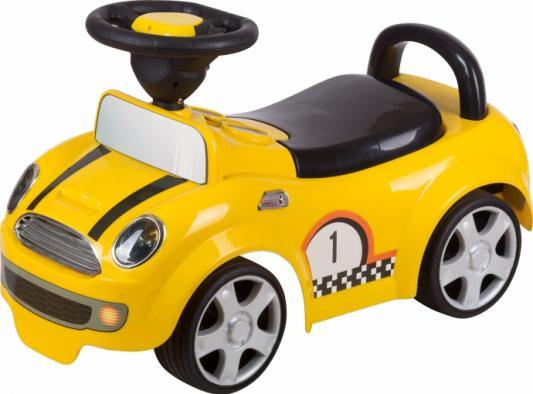 Каталка-машинка Sweet Baby Viaggiare желтый от 1 года