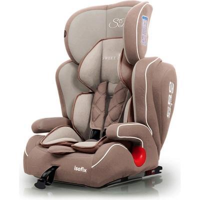 Автокресло Sweet Baby Gran Turismo SPS Isofix (beige)