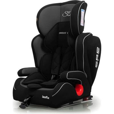 Автокресло Sweet Baby Gran Turismo SPS Isofix (grey/black) jetem gran turismo red 2030a8b