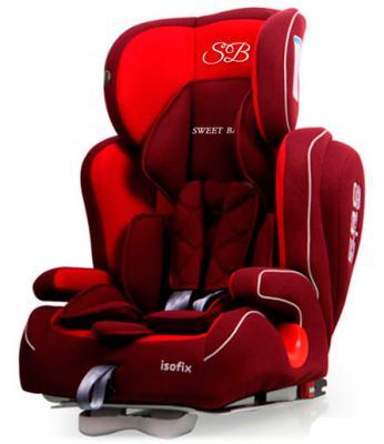 Автокресло Sweet Baby Gran Turismo SPS Isofix (red) jetem gran turismo red 2030a8b