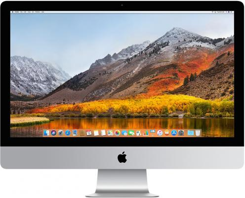 Моноблок 21.5 Apple iMac 4096 x 2304 Intel Core i5 16Gb 512Gb RadeonPro 555 2048Mb macOS серебристый Z0TK0013V Z0TK/14 apple imac в финляндии