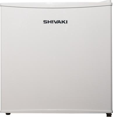 Холодильник SHIVAKI SDR-052W белый холодильник shivaki bmr 2013dnfw двухкамерный белый