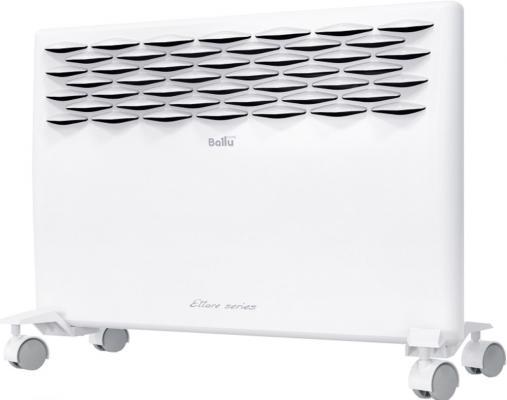 Конвектор BALLU Ettore BEC/ETER-1000 1000 Вт таймер термостат белый