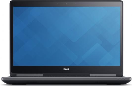 Ноутбук DELL Precision 7720 17.3 1920x1080 Intel Core i7-6820HQ 7720-8048 precision