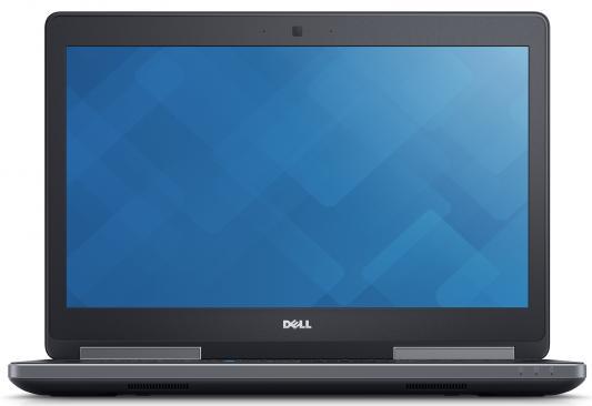 Ноутбук DELL Precision 7520 (7520-8031) ноутбук dell 9250