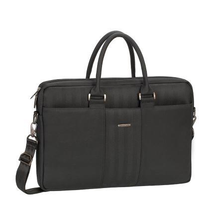 Сумка для ноутбука 15.6 Riva 8135 полиэстер черный сумка для ноутбука 10 riva 8010 полиэстер черный