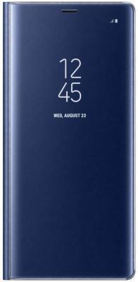 Чехол Samsung EF-ZN950CNEGRU для Samsung Galaxy Note 8 Clear View Standing Cover Great синий
