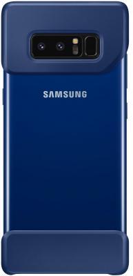 Чехол Samsung EF-MN950CNEGRU для Samsung Galaxy Note 8 2Piece Cover Great синий чехол для смартфона samsung galaxy note 8 clear cover great темно синий ef qn950cnegru ef qn950cnegru