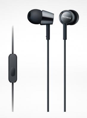 Гарнитура SONY MDR-EX155AP черный