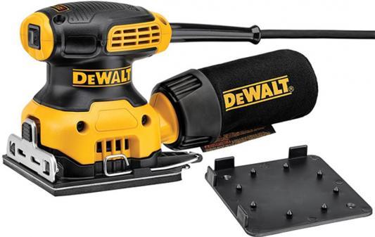 Виброшлифовальная машина DeWalt DWE6411-QS