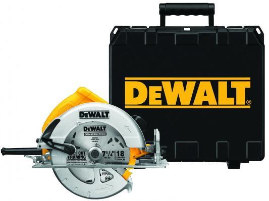 Дисковая пила DeWalt DWE575K-QS 1600Вт 190мм от 123.ru