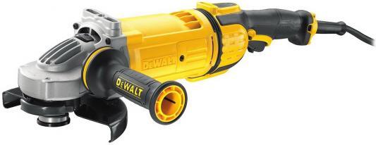 Углошлифовальная машина DeWalt DWE 4597-QS 180 мм 2600 Вт