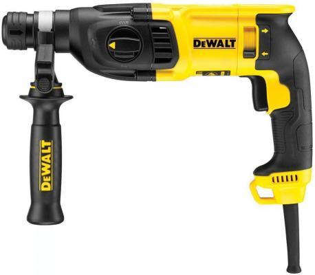 Перфоратор DeWalt D25133K-KS 800Вт dewalt dwd024