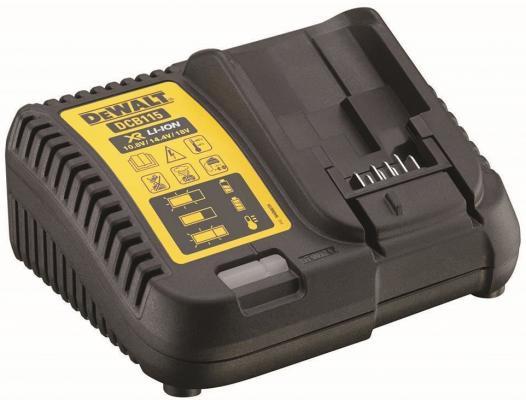 Зарядное устройство DeWalt DCB115-QW для DeWalt DCD700C2 LAKA DCD710C2 LAKA DCD734С2 LAKA DCD771C2 LAKA DCD776C2A LAKA DCF815D2-QW DCG412 M2-QW DCG412N-XJ DCH253N-XJ DCS355N DCV582 DCF899P2-QW DCD995P2-QW реноватор dewalt dcs355n xj