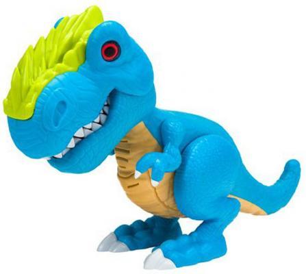 Интерактивная игрушка Dragon-i Junior Megasaur - Аллозавр от 4 лет голубой свет, звук, 80079-b игрушка интерактивная dragon мегазавры дракон
