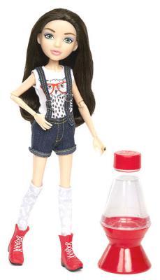 Кукла MC2 с набором для экспериментов МакКейла с нарис. глазами кукла project mс2 камрин 30 см