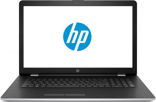 Ноутбук HP 17-bs016ur 17.3 1600x900 Intel Core i7-7500U 1ZJ34EA ноутбук hp 17 bs016ur 17 3 intel core i7 7500u 2 7ггц 8гб 1000гб amd radeon 520 2048 мб dvd rw windows 10 1zj34ea серебристый