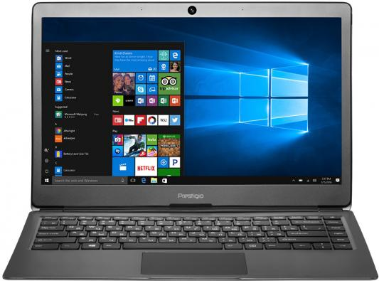 Ноутбук Prestigio Smartbook 133S 13.3 1920x1080 Intel Celeron-N3350 PSB133S01ZFH_DG_CIS ноутбуки prestigio ноутбук prestigio smartbook 133s dark grey