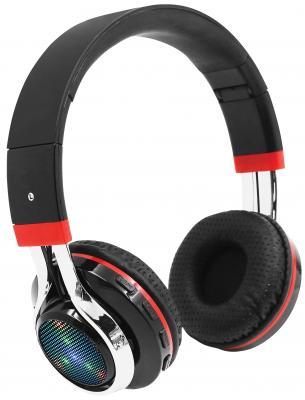 все цены на  Гарнитура QUMO Freedom Style BT-0014 черный красный  онлайн
