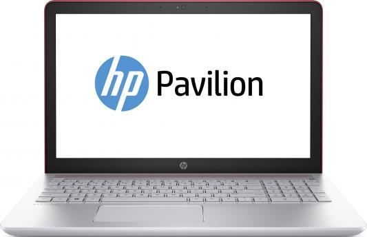 Ноутбук HP Pavilion 15-cc007ur 15.6 1920x1080 Intel Core i3-7100U ноутбук hp 15 bs027ur 1zj93ea core i3 6006u 4gb 500gb 15 6 dvd dos black