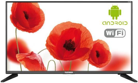 Телевизор Telefunken TF-LED40S63T2S черный цена и фото