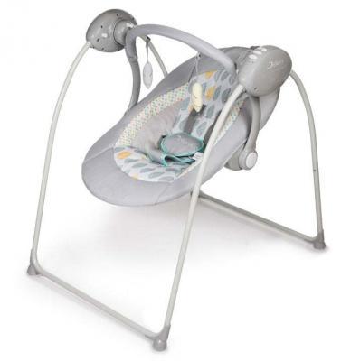 Качели электронные Jetem OnDa (grey) jetem электронные качели для новорожденных jetem breeze