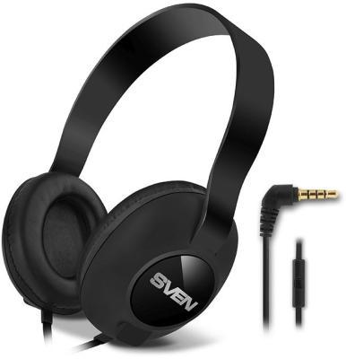 Гарнитура Sven AP-310M черный стоимость