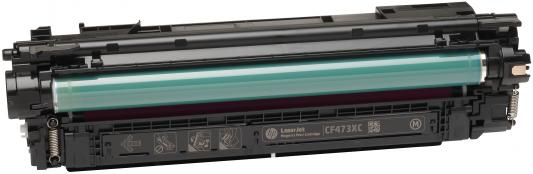 Фото - Картридж HP 657X CF473X для HP CLJ MFP M681/M682 пурпурный 23000стр картридж hp cf303ac для для laserjet enterprise flow mfp m880 2800стр пурпурный