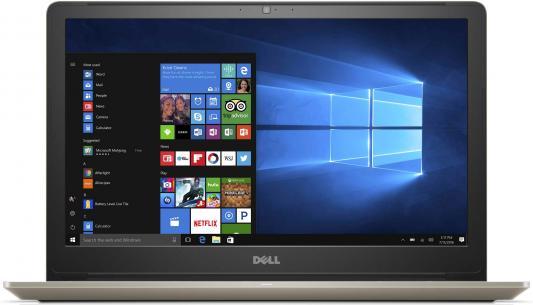 Ноутбук DELL Vostro 5568 15.6 1920x1080 Intel Core i5-7200U 5568-1943 dell vostro 3500 brass