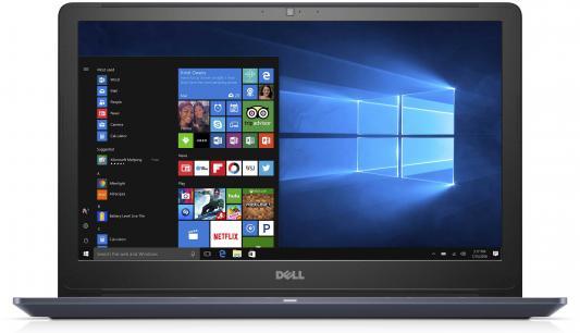 Ноутбук DELL Vostro 5568 15.6 1920x1080 Intel Core i5-7200U dell vostro 3500 brass