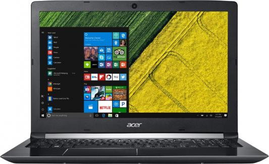 Ноутбук Acer Aspire 5 A515-51G 15.6 1366x768 Intel Core i3-6006U NX.GP5ER.003 ноутбук acer aspire 5 a515 51g 594w nx gp5er 006 nx gp5er 006