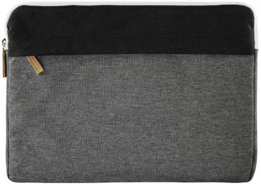 Чехол для ноутбука 13.3 HAMA Florence полиэстер серый 00101566