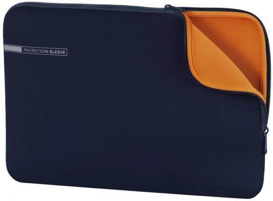 Чехол для ноутбука 15.6 HAMA 00101554 неопрен синий
