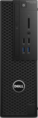 Системный блок DELL Precision 3420 SFF E3-1220v5 3.0GHz 8Gb 1Tb P600-2Gb DVD-RW Win7Pro Win10Pro черный 3420-4513