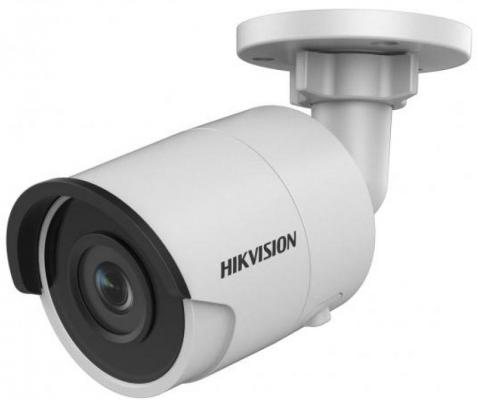 "Видеокамера Hikvision DS-2CD2025FHWD-I CMOS 1/2.8"" 2.8 мм 1920 x 1080 Н.265 H.264 MJPEG H.264+ H.265+ RJ-45 LAN PoE белый"