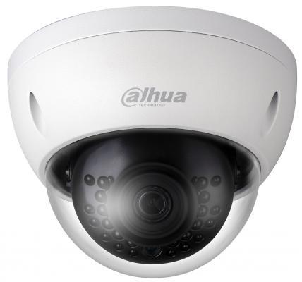 Видеокамера Dahua DH-IPC-HDBW1120EP-W-0280B CMOS 1/3'' 2.8 мм 1280 x 960 H.264 H.264H H.264B MJPEG RJ-45 LAN Wi-Fi белый