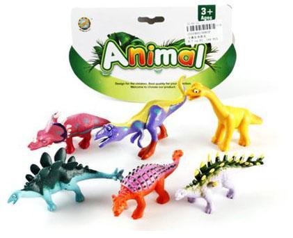 Игровой набор Shantou Gepai Динозавры 0081P игровой набор динозавры